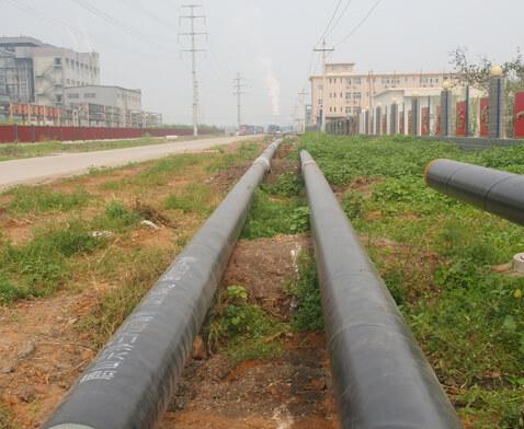 后湖工业聚集区燃气改造项目