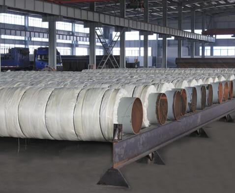 韩国三星钢套钢蒸汽保温管及管件采购项目