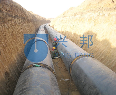 包头昆区北区集中供热热网工程