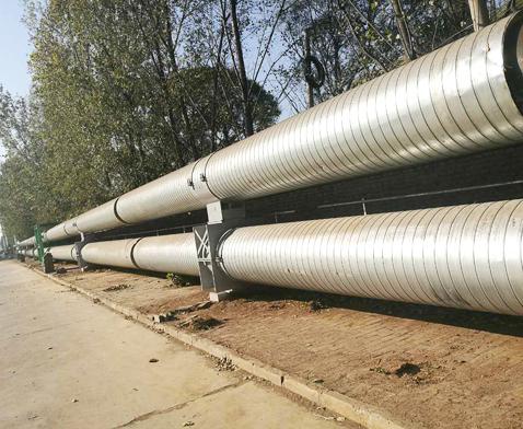 唐山钢厂厂区建设项目