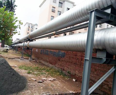 临汾乡镇集中供热改造项目