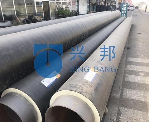潍坊经济区高温热水管网项目