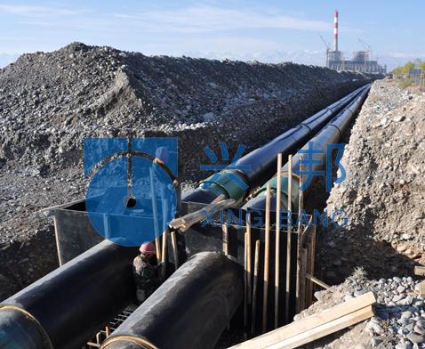 酒泉市热电联产城区集中供热工程