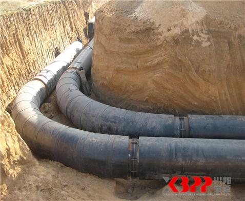 包头小区集中供热工程