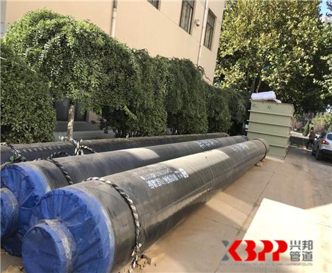 济南蒸汽管网项目