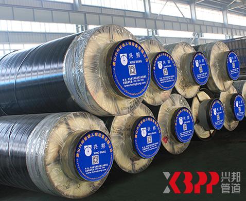 章丘圣井热源蒸汽管网工程