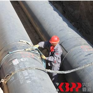 曹妃甸集中供热管网工程