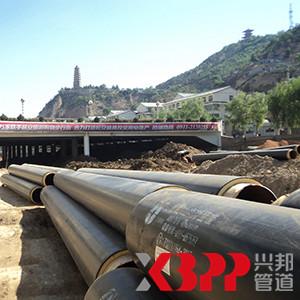 延安市区供热管网迁移建设项目