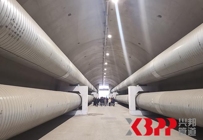山西架空型管廊铺设工程