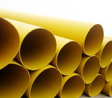 高密度聚乙烯外护管-黄夹克