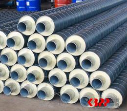 镀锌铁皮架空型聚氨酯保温管